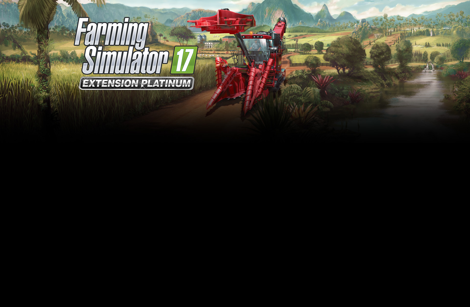 Farming Simulator 17 - Extension Platinum