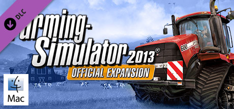 Farming Simulator 2013 - Extension Officielle (Mac)