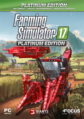 Farming Simulator 17 - Edition Platinum